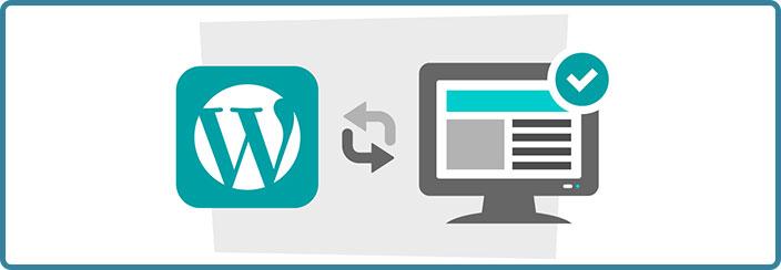 Come Aggiornare WordPress Automatico