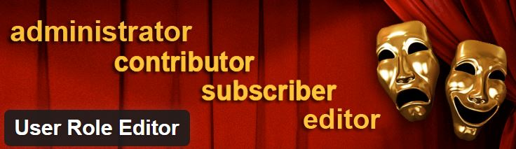 Ruoli WordPress-User Role Editor