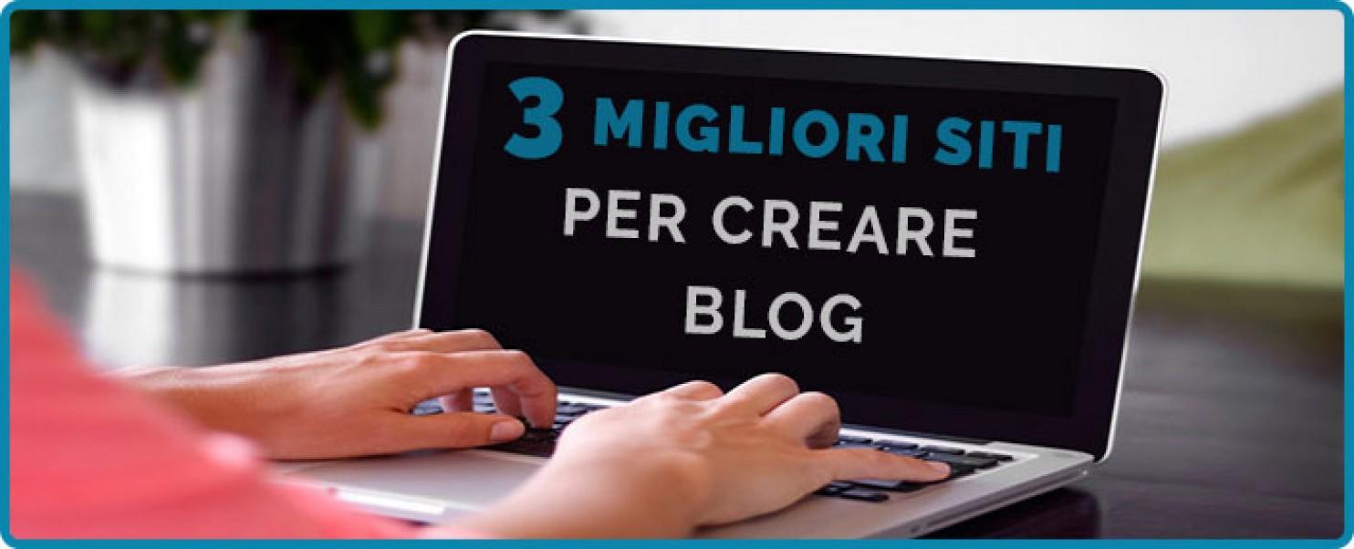 Siti per creare blog