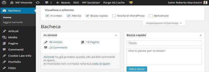 Come Gestire Un Blog-Bacheca