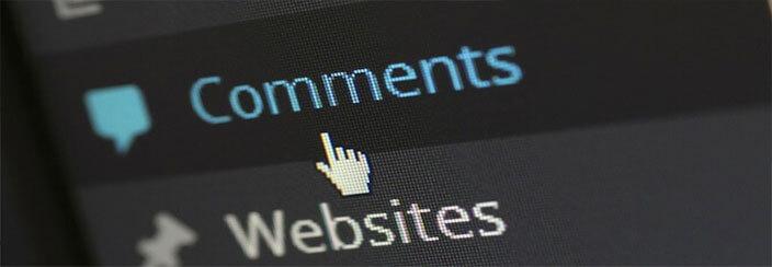 Come Gestire Un Blog-Commenti