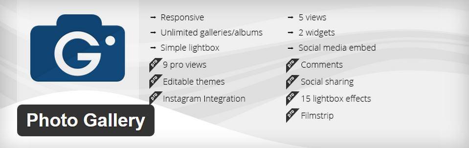 slideshow WordPress-photogallery