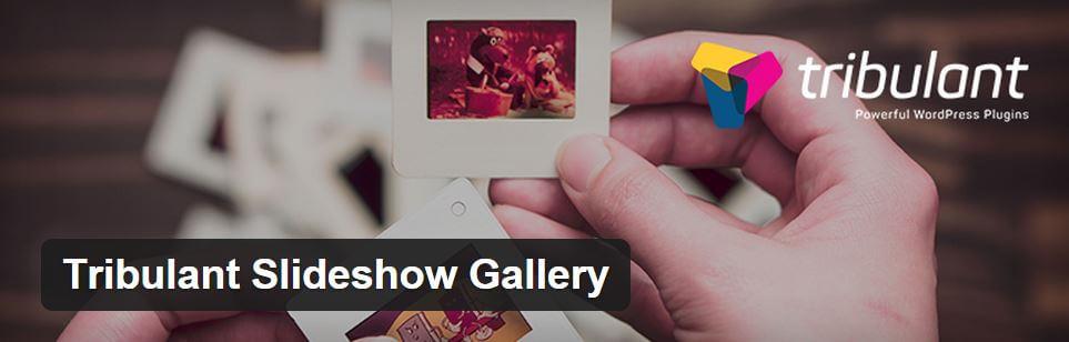slideshow WordPress-tribulant
