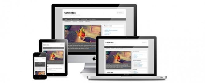 Tema WordPress responsive
