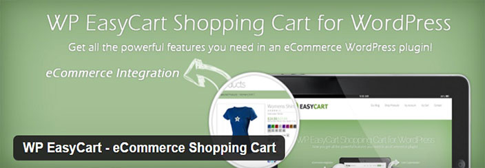 ecommerce WordPress- WP EasyCart