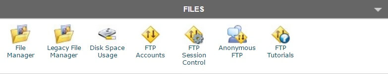 cPanel-File Manager