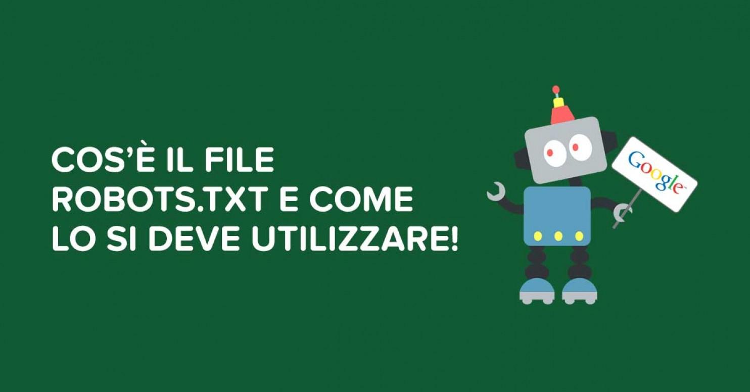 fite robots.txt come si utilizza