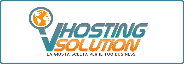 Miglior hosting italiano-vHosting Solution