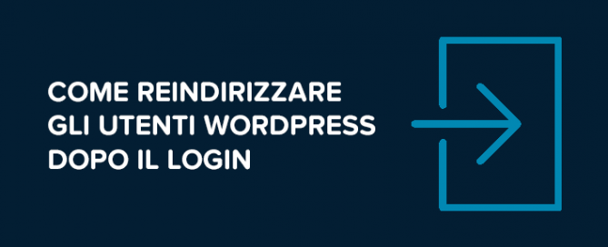 Come-reindirizzare-utenti-WordPress-dopo-login