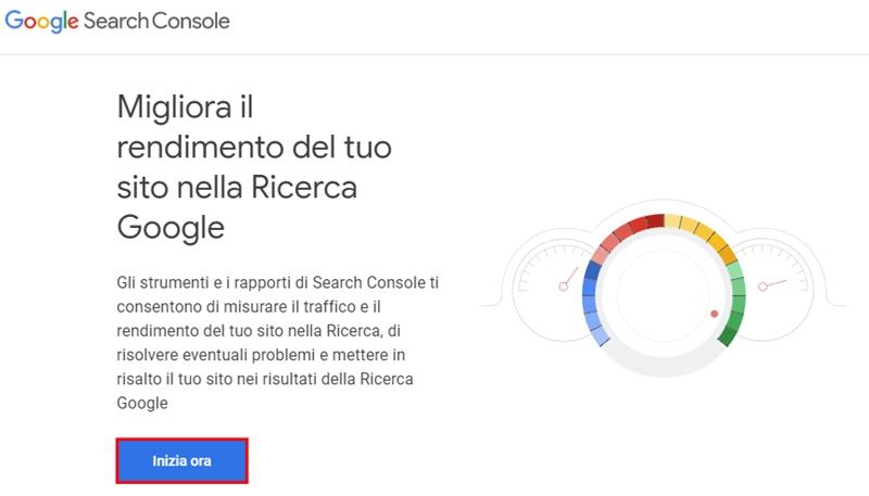 Come collegare WordPress-Google Search Console-Step1