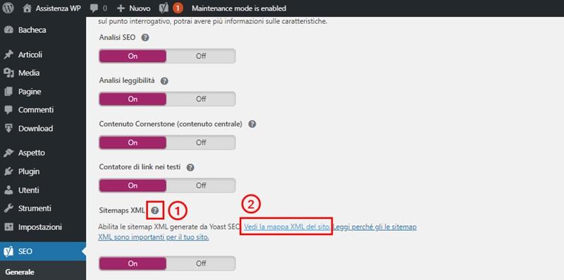 Come collegare WordPress-Google Search Console-Step10