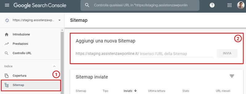 Come collegare WordPress-Google Search Console-Step8