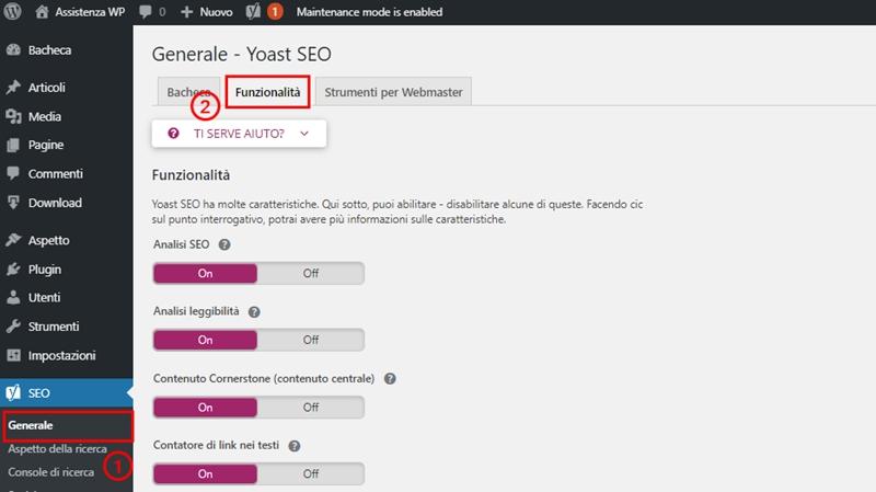 Come collegare WordPress-Google Search Console-Step9