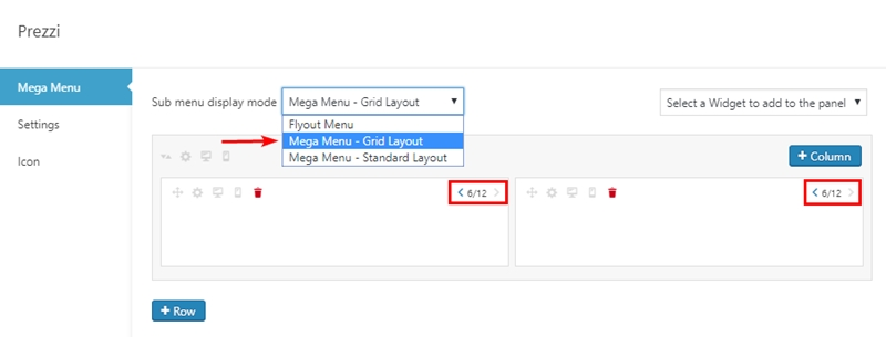 Come creare menu immagini WordPress-Step5