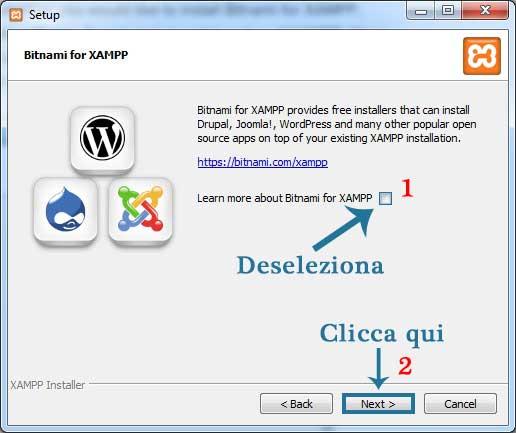 Come installare WordPress in locale-Step5