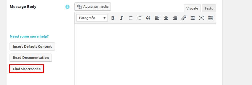 Come personalizzare le emails di WordPress-Step4