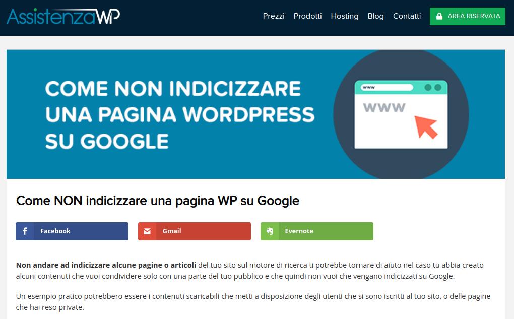Come rimuovere barra laterale WordPress-Step3